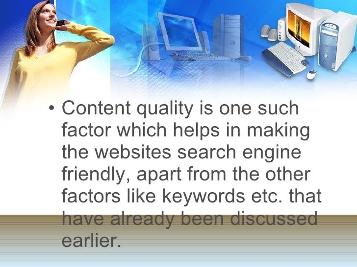 Ensure Website Visibility With Search Engine Optimization slideshare - 웹