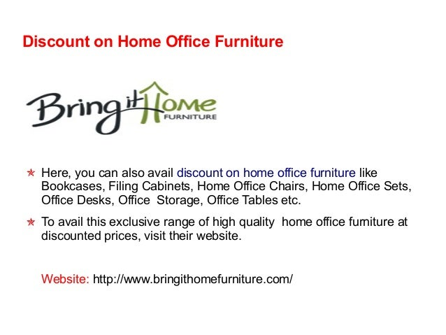 Ensure To Invest In High Quality Home Office Furniture To Attain High