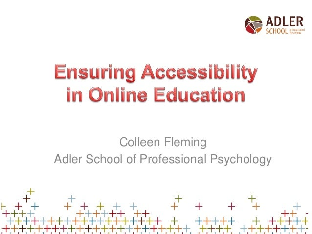 Colleen Fleming Adler School of Professional Psychology