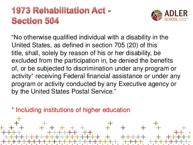 americans with disabilities act essay example We will write a custom essay sample on americans with disabilities act is the law that is vital to give the disabled a fighting chance in the work force.
