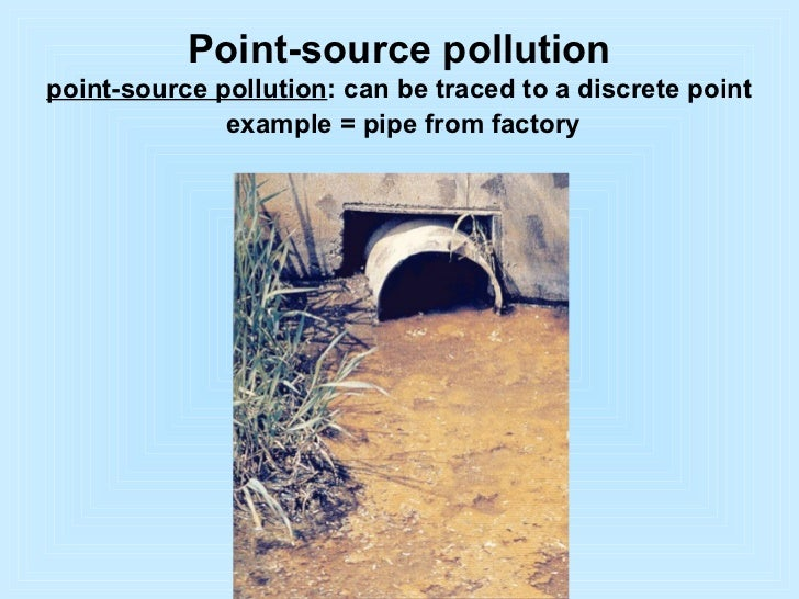 Ens Water Pollution Power Point Teacher Copy Period 10 Env Sci