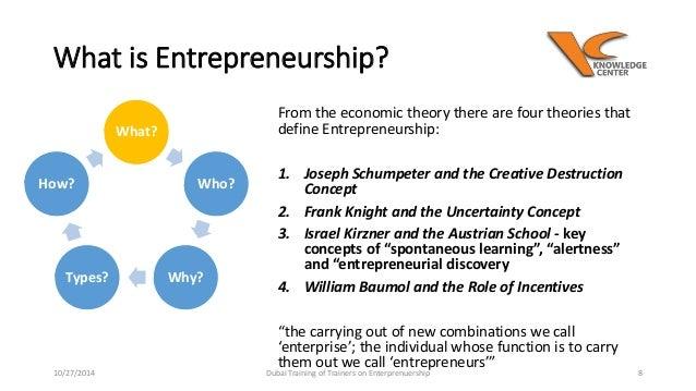 career essay entrepreneurship