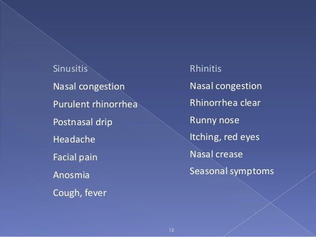 steroid nasal spray ear congestion
