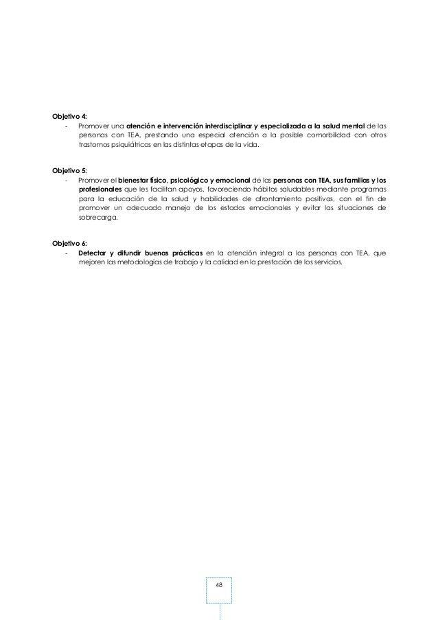 ESTRATEGIA ESPAÑOLA EN TRASTORNOS DEL ESPECTRO DEL AUTISMO. Ministerio de Sanidad, Servicios Sociales e Igualdad , España....