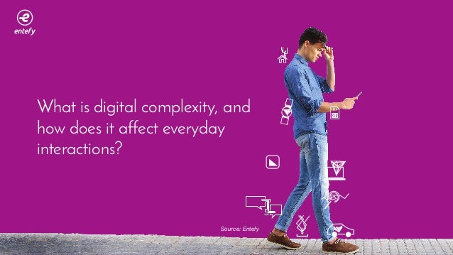 Entefy's research report on information overload and digital complexity Slide 2