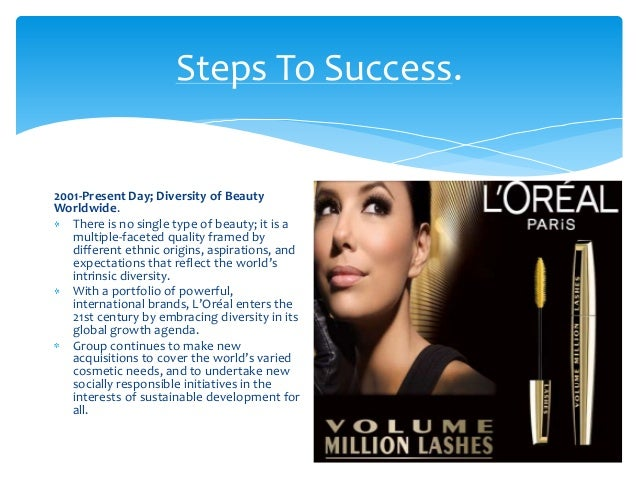 l or al world leader in beauty makeup cosmetics