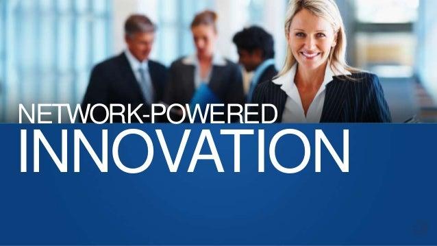 INNOVATION NETWORK-POWERED