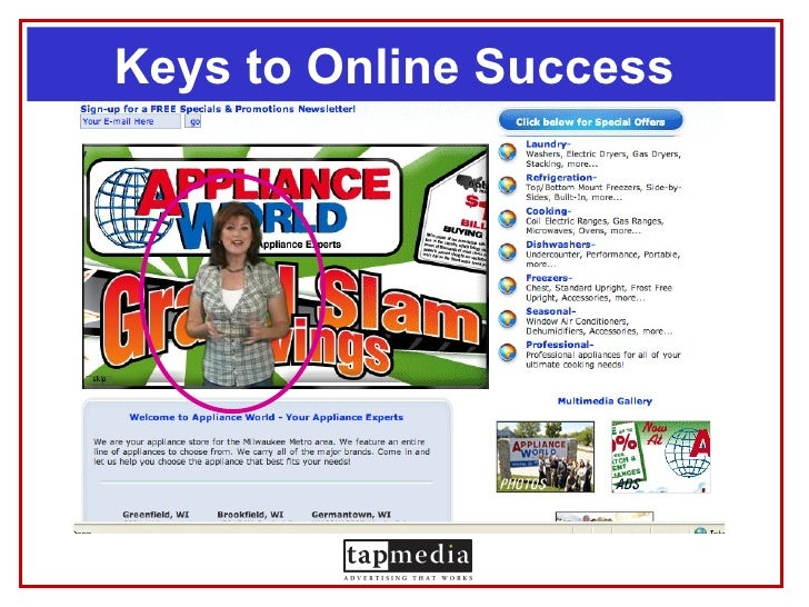 Online dating keys to success