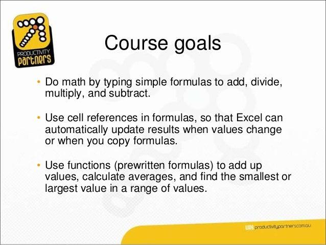 Enter Formulas Without Questions