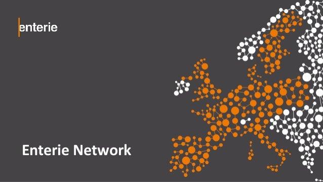 Presentation of Enterie PR network for tech startups Slide 2