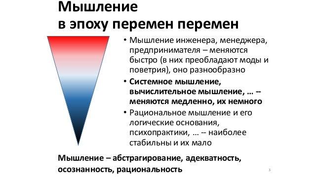 А.Левенчук -- Системное мышление в инженерии предприятий Slide 3