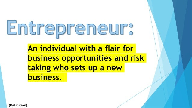 innovation and entrepreneurship this assignment business essay Entrepreneurship assignment essay  risk taking, innovation and the passion lead the way to the successful of the business which contributes a lot to the economic .