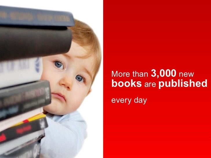 More than  3,000  new  books  are  published   every day