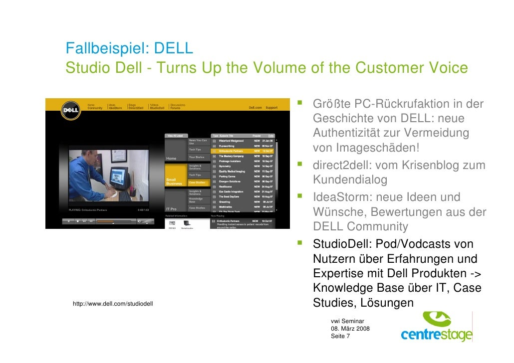 Dell social media case study #smu2 the power of crowdsourcing