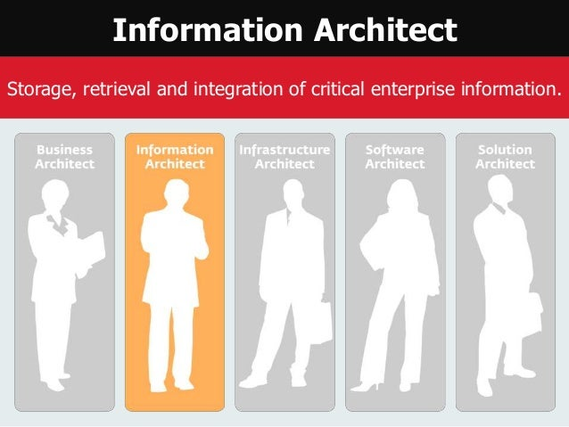 information architect