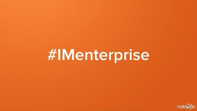 A Roadmap to Inbound Marketing in the Enterprise Slide 3