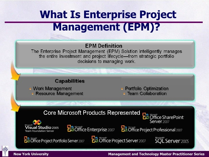 enterprise project management office Enterprise project management office (epmo) portfolio management code agency project name brief project description estimated costs.