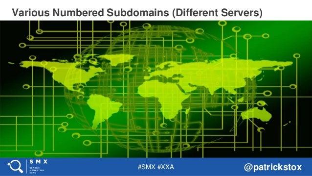 #SMX #XXA @patrickstox Various Numbered Subdomains (Different Servers)
