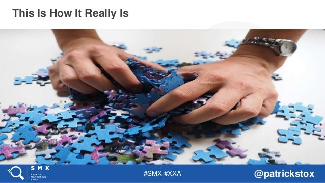 #SMX #XXA @patrickstox This Is How It Really Is