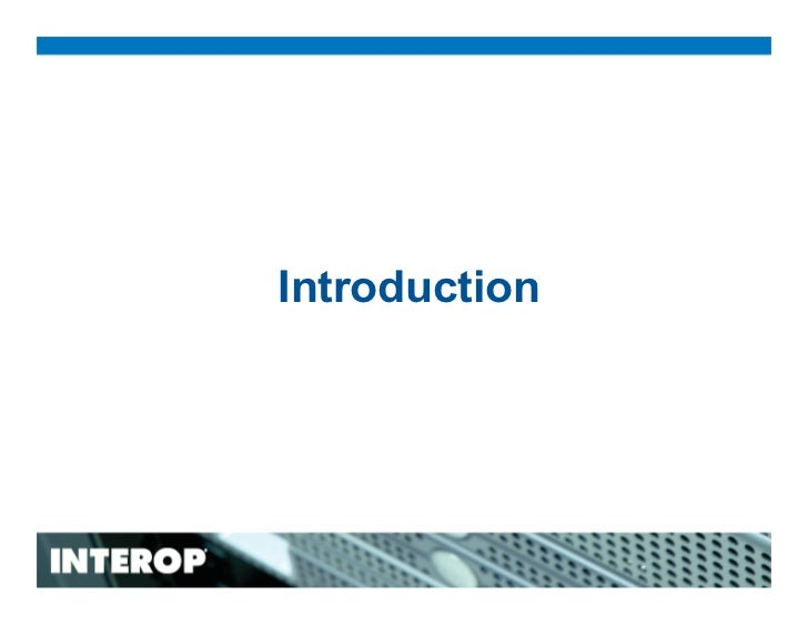 an introduction to the enterprise network management For the enterprise • leverages existing management skills and network infrastructure iscsi basics: a practical introduction.