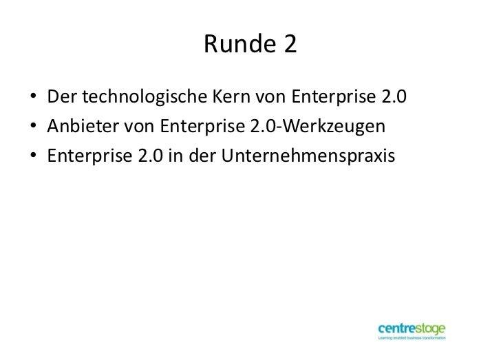 Enterprise 20 Zehn Einblicke In Den Stand Der Einführung