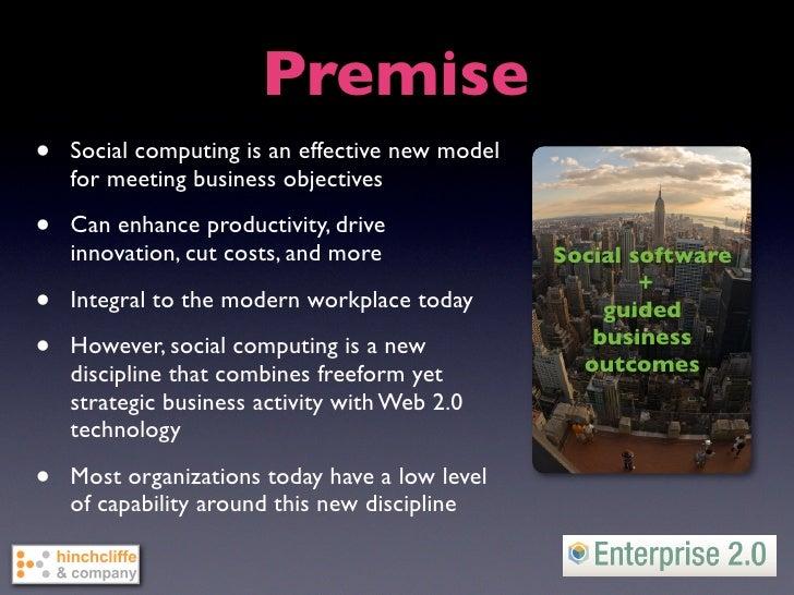 Exploring Early Enterprise 2.0 Methodologies | Enterprise 2.0 Conference West 2009 Slide 3