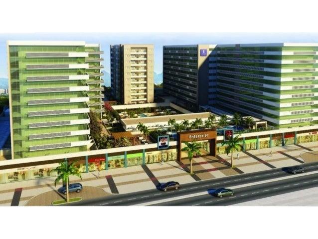 Enterprise City Center Residence