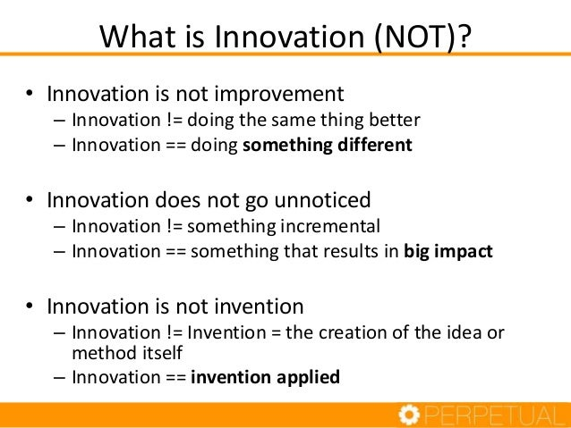 Applying innovation in software development for Innovative product ideas not yet invented