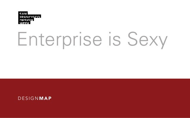 Enterprise is Sexy