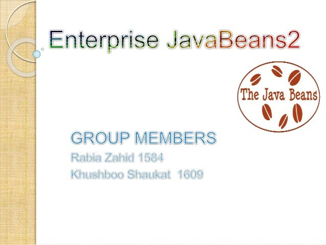 WHAT IS EJB??  Enterprise JavaBeans (EJB) is a managed, server-side component architecture for modular construction of en...
