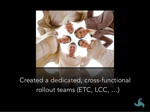 Value Team • The concept of Value team is an mashup of two concepts: – Discovery Track – Extended Team (see Lean UX) –...