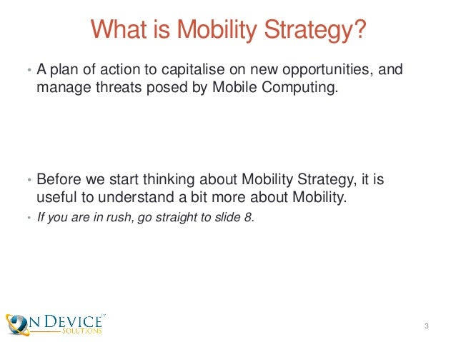 Enterprise Mobile Essential Guide to Enterprise Mobility e ...