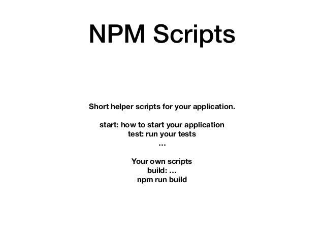 Creating Enterprise Web Applications with Node js