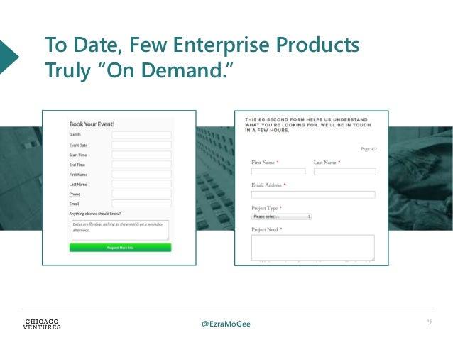 B2B On Demand Services Slide 9