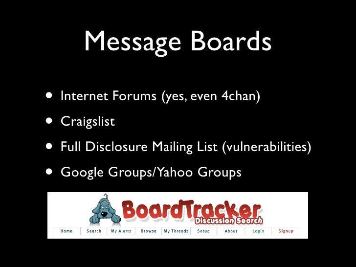 Tools to analyze          Metadata • EXIFtool (cmd line or GUI) • Maltego • Metagoofil • Metadata Extraction Tool • FOCA