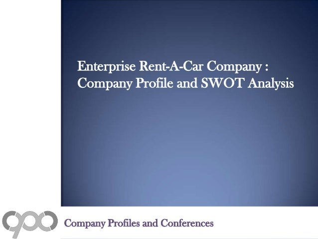Enterprise Rent-a-Car Marketing Case Analysis Essay