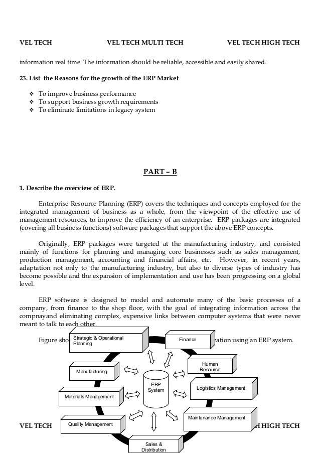 Enterprise resource planning – List of Erp Systems