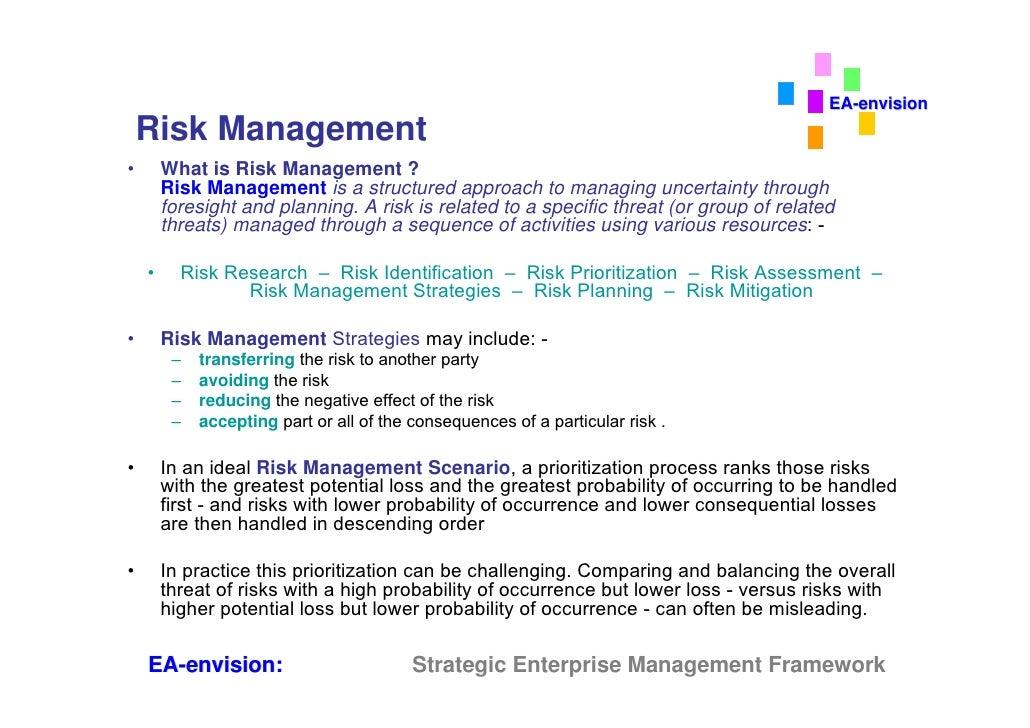 Enterprise IT management