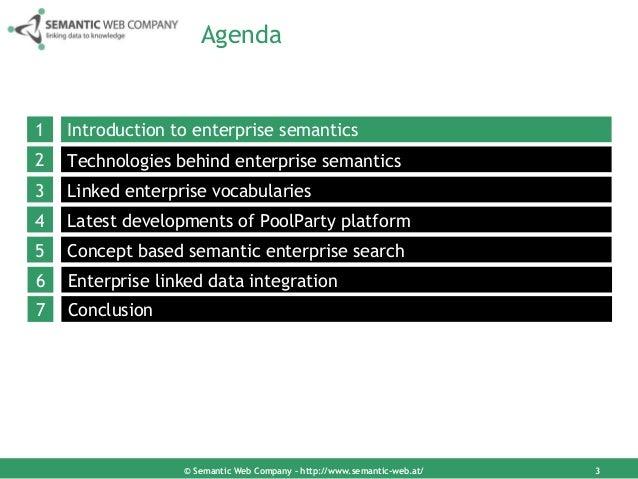 Enterprise semantics Slide 3
