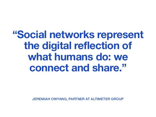 Enterprise Social Networking Quotes