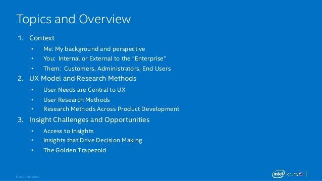  Insight Types That Influence Enterprise Decision Makers (Christian Rohrer at Enterprise UX 2015) Slide 2