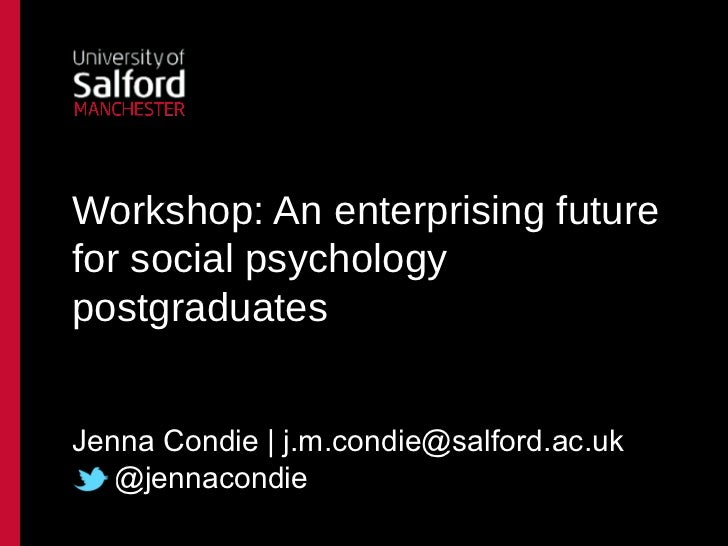 social psychology and the sustainable future Bloggat om social psychology, global edition  attaining a sustainable future social psychology in action 2 social psychology and health social psychology in action .