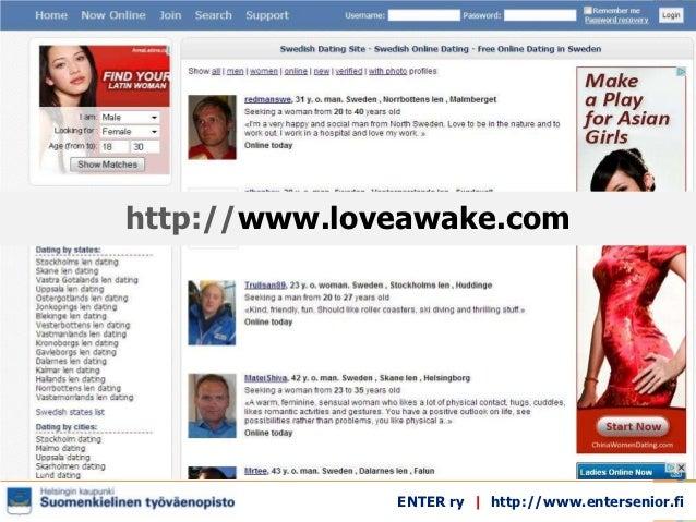 ikäryhmissä online dating