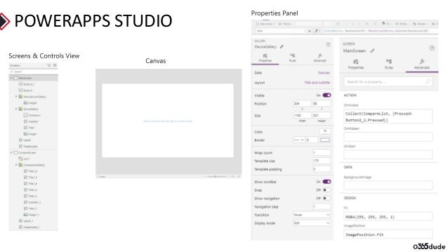 Enter the World of PowerApps - Canvas vs  Model-Driven Apps