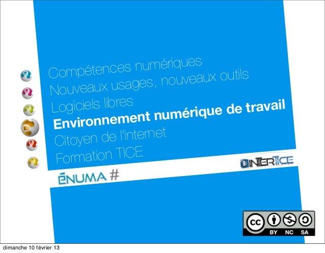 Compétence      s numériques                          ux usages, no  uveaux outils                 Nouvea                 ...