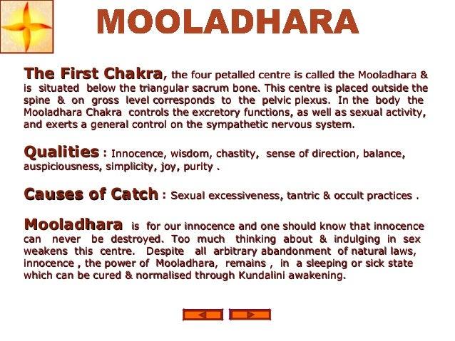 Sahaja Yoga : Chakras & Nadis - The Subtle System
