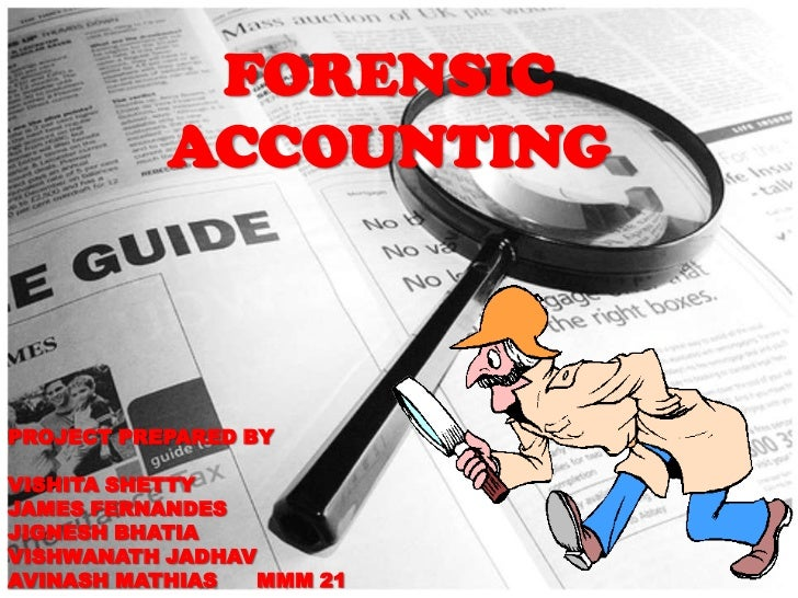 Entire forensic accounting project for Forensic audit of mortgage loan documents