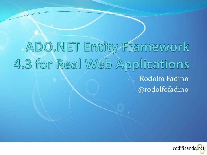 Rodolfo Fadino@rodolfofadino