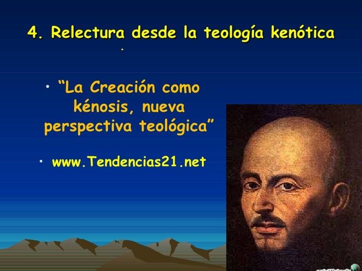 Teología kenótica