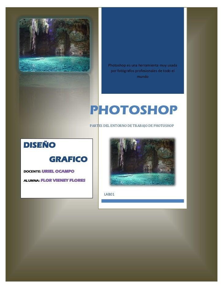 Photoshop es una herramienta muy usada                                         por fotógrafos profesionales de todo el    ...